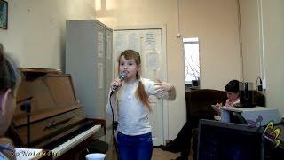 Учимся петь.Буги-Вуги, сложности в исполнении.Вероника Черединова