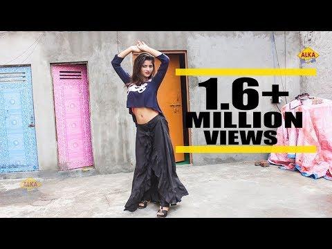 हरयाणवी Dance  इस छोरी ने आते ही सबके दिलो पे मरी गोली  New Dance 2018