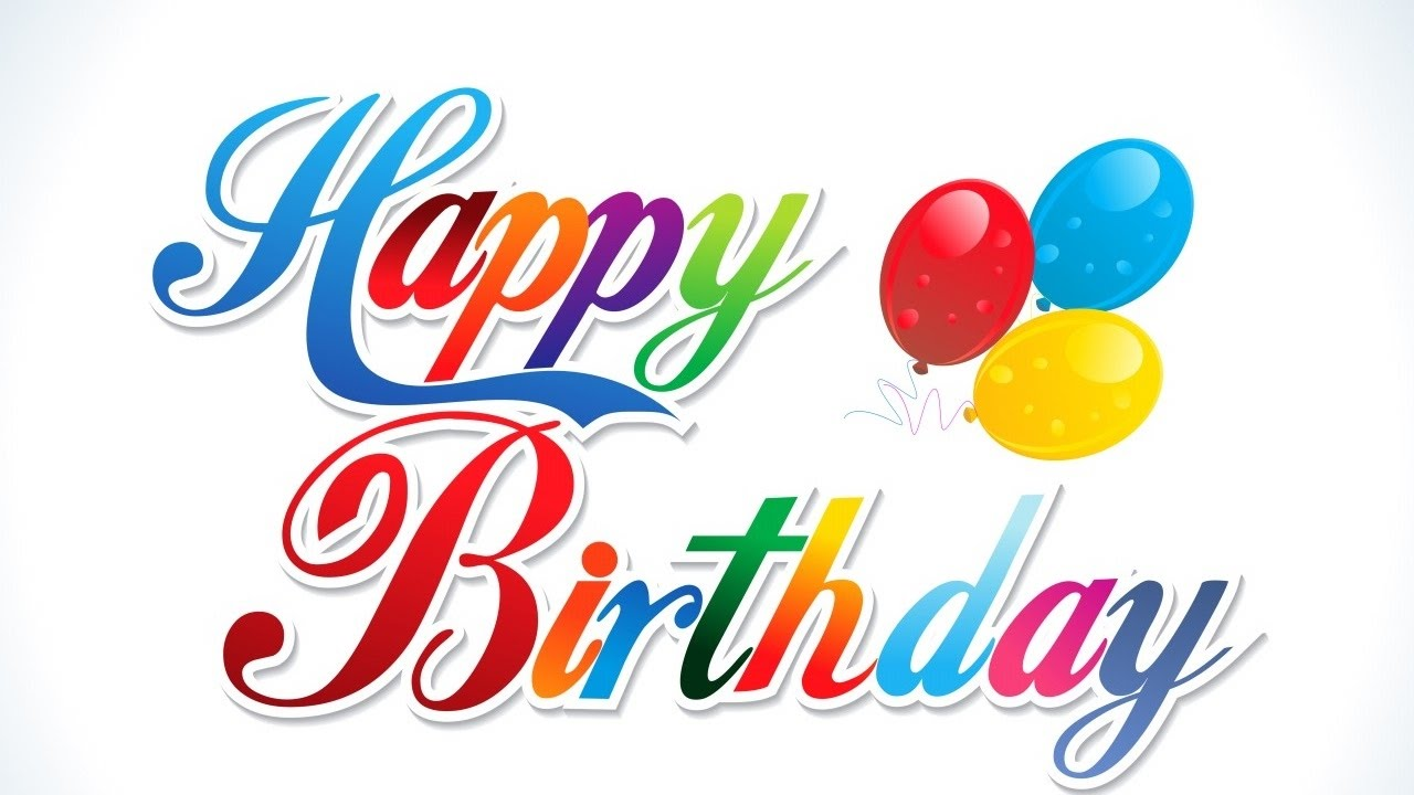 Happy Birthday Wishes Text 2017. Birthday Congratulations Letter ...