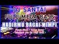 DJ SLOW HADIRMU BAGAI MIMPI - FAUZI BIMA ORIGINAL REMIX BY MUJI RMX