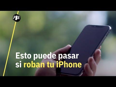 Así roban tus datos tras robar tu celular