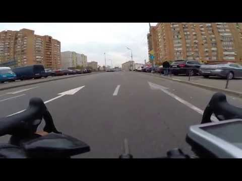 Поездка в Ашан Красносельский Москва Gopro Hero3+ Black Edition