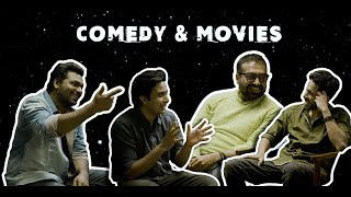 Comedy and Movies with Anurag Kashyap @Zakir Khan @Abhishek Upmanyu | Afsos