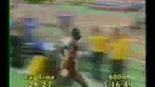 1997 World Indoor Championships 800m WR