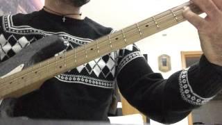 Luca lo stesso Bass Cover