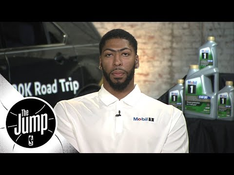 Anthony Davis : What does he think of Pelicans' offseason?  The Jump  ESPN