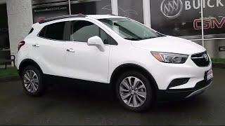 2018 Buick Encore Preferred Lynnwood  Everett  Seattle  Kirkland  Burlington