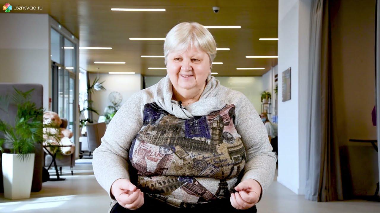 #яСоцзащита Людмила Малашхия