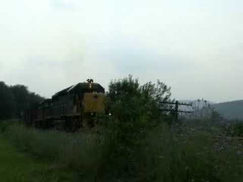 The Lonesome Steam Whistle and Other Haunting American Train