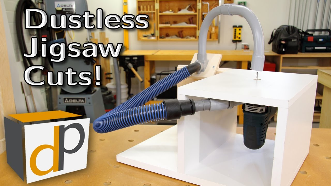 Small Shop Dust Collection - Affordable & Effective