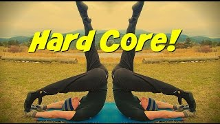 KILLER 30 Min Core SMASHER Workout - Advanced Total Abs and Body Exercise Routine #coreworkout