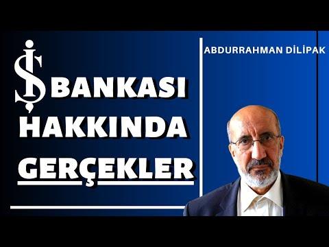 İş Bankası Hisseleri ve CHP - Abdurrahman Dilipak