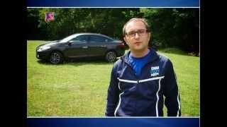 Test Drive Renault Fluence Technofeel