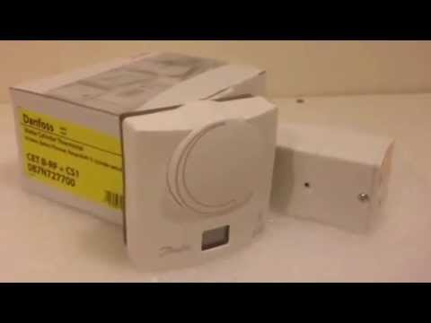 How To Fit A Wireless Room Thermostat To A Boiler