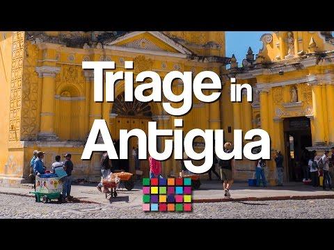 Triage in Antigua