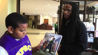 Auston interviews Nelson Beats The Odds Author, Ronnie Sidney, II, MSW