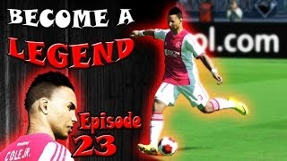 PES 2014 Become A Legend Ep.23 - INTERNATIONAL FINAL & NEW TEAM?