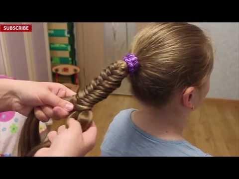 Fish Id Youtube How To Fishtail Braid