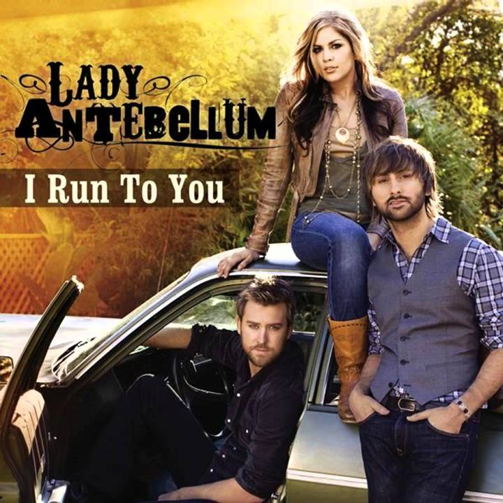 Lady Antebellum - I Run To You (iTunes Live Session) - YouTube
