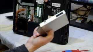 видео Ремонт ноутбука Acer Aspire 1200
