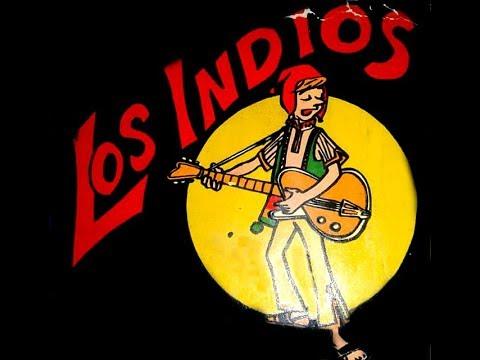 """LOS INDIOS """"Valeria"""" 1968 (original de The Monkees)"""