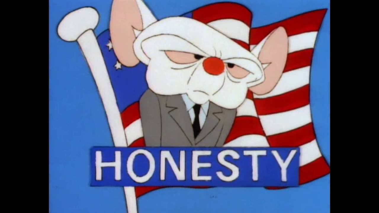 Pinky and the brain more political jokes youtube thecheapjerseys Images