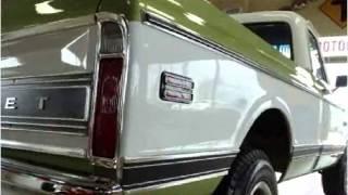 1972 Chevrolet C10 Used Cars De Witt IA