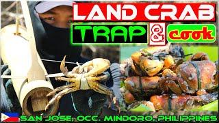 "Baixar EP95 - Part2 - Land Crab (Kuray) Catch 'n Cook using ""Salading"" Bamboo Trap   Occ. Mindoro"