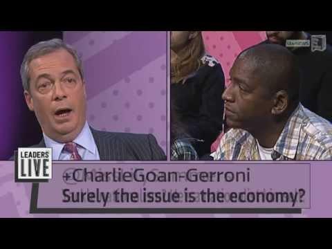 UKIP on Immigration - Leaders Live [BITE News]