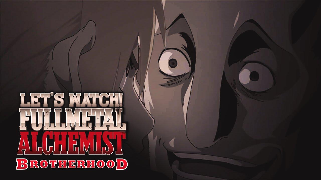 fullmetal alchemist brotherhood download dub