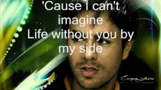 Download Enrique Iglesias - If the world crashes down
