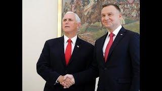 VOA连线(李逸华):美国与波兰签署5G协议,围堵华为扩张