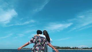 Short Gate away to Lombok with Harris Vriza | Vlog Dinda