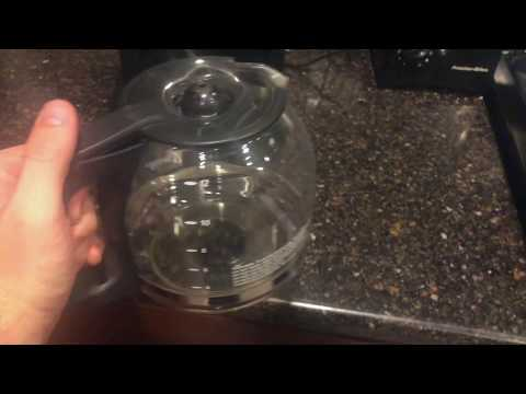 ✅  How To Use Mr Coffee 12 Cup Programmable Coffee Maker Review