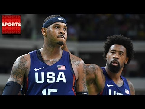 Is Carmelo Anthony The TEAM USA G.O.A.T.?