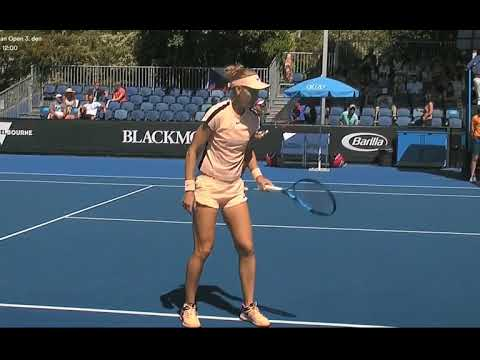 Australian Open 2018, R1, Strycova/Safarova vs. Broady/Smith (Full Match)