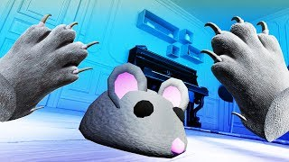 Virtual Reality Cat?! - Catify Gameplay - VR HTC Vive Pro