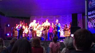 Big Aroha by The Slacks - Festival of the Lights New Plymouth January 2017