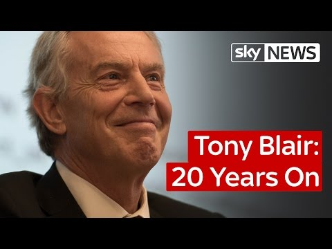 Tony Blair: 20 Years On
