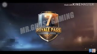Sezon 7 Royale pass yeni ödülleri  #1 - PUBG mobile