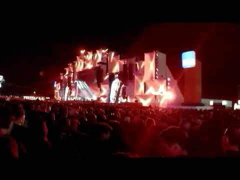 Rock In Rio 2019 - Red Hot Chili Peppers - Go Robot