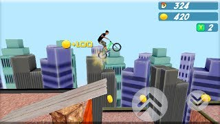 PEPI Bike 3D - Gameplay Android game - free game screenshot 2
