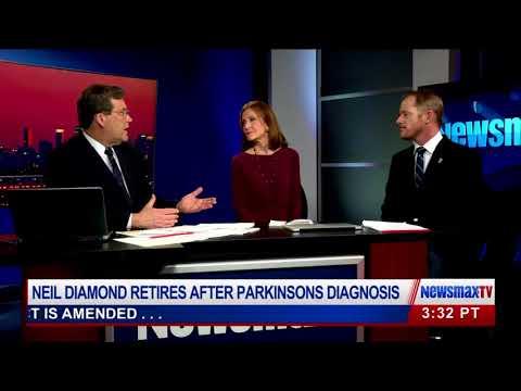 Dr. James Beck On Neil Diamond's Retirement & Parkinsons
