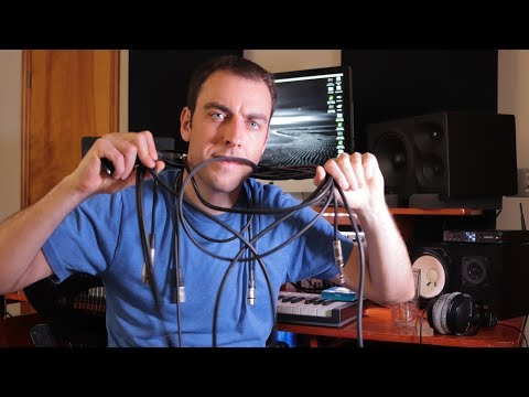 Best Audio Cables For Your Studio (Pro Tips)