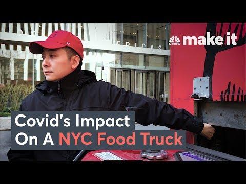 How Coronavirus Has Hurt This NYC Food Truck