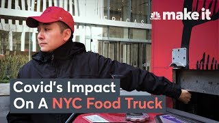 How Coronavirus Has Hurt This NYC Food Truck