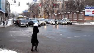 Украинские слуги народа едут на работу