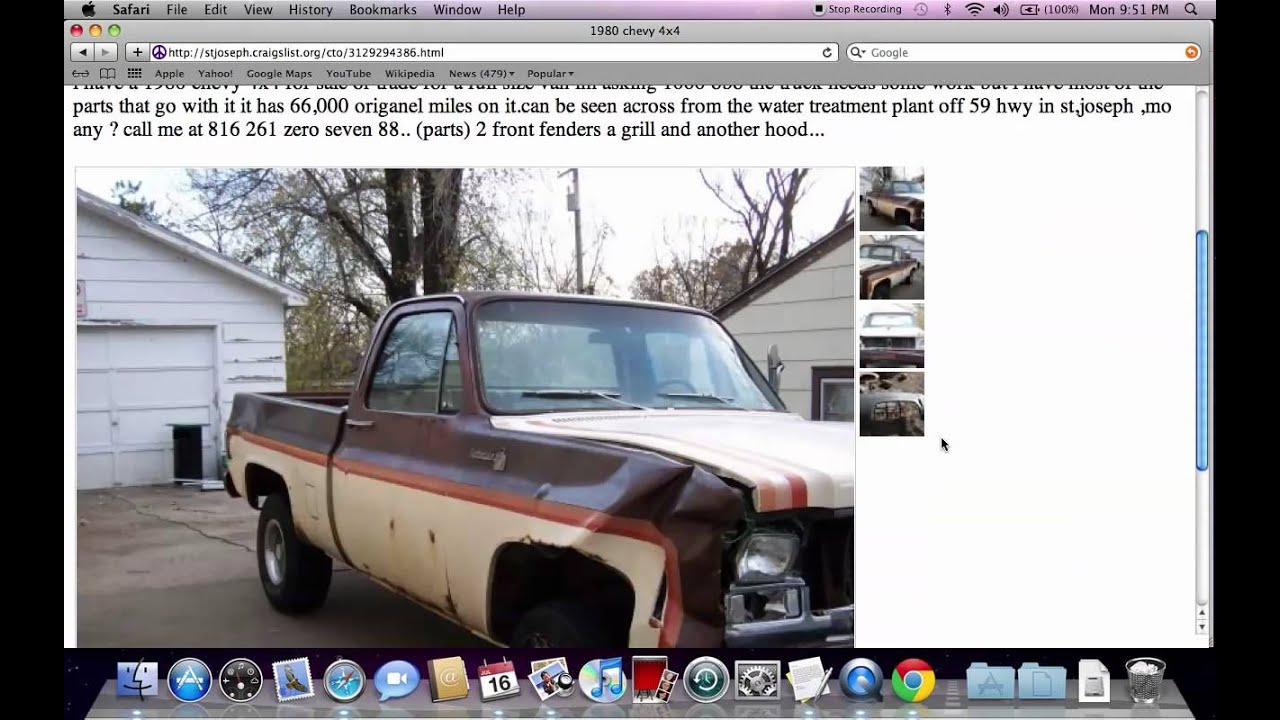 Craigslist St Joseph Missouri Used Cars - For Sale by Owner ...