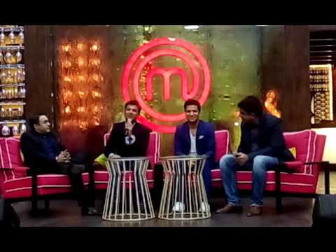 Launch of 5th season of MasterChef India- Press Conference- Part 1