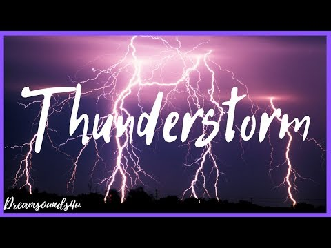 Epic Thunderstorm | Rainstorm Sounds For Sleeping, Studying, And Relaxation